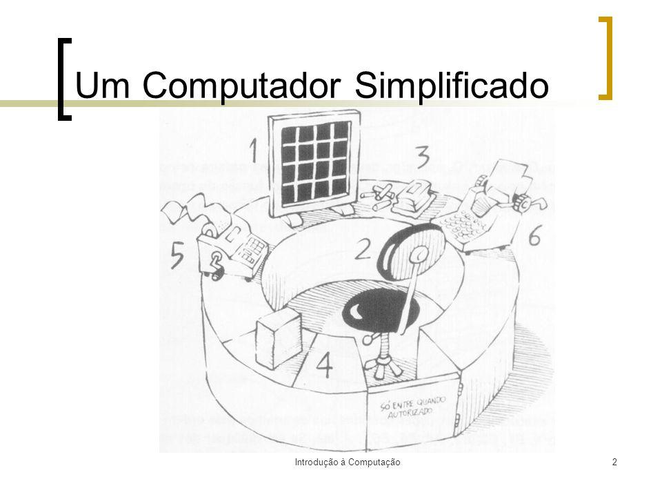 Um Computador Simplificado