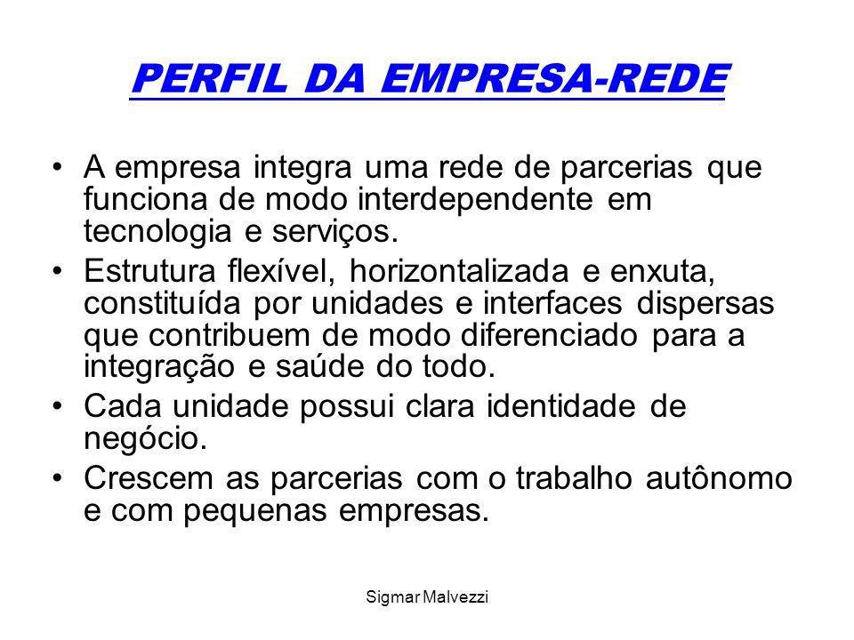 PERFIL DA EMPRESA-REDE