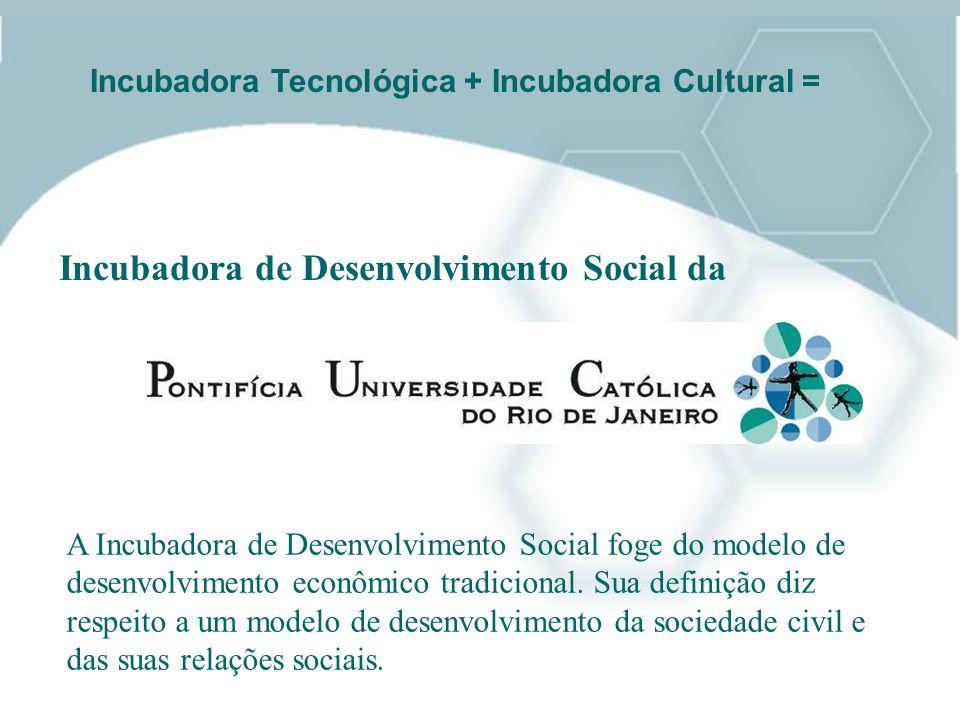 Incubadora de Desenvolvimento Social da