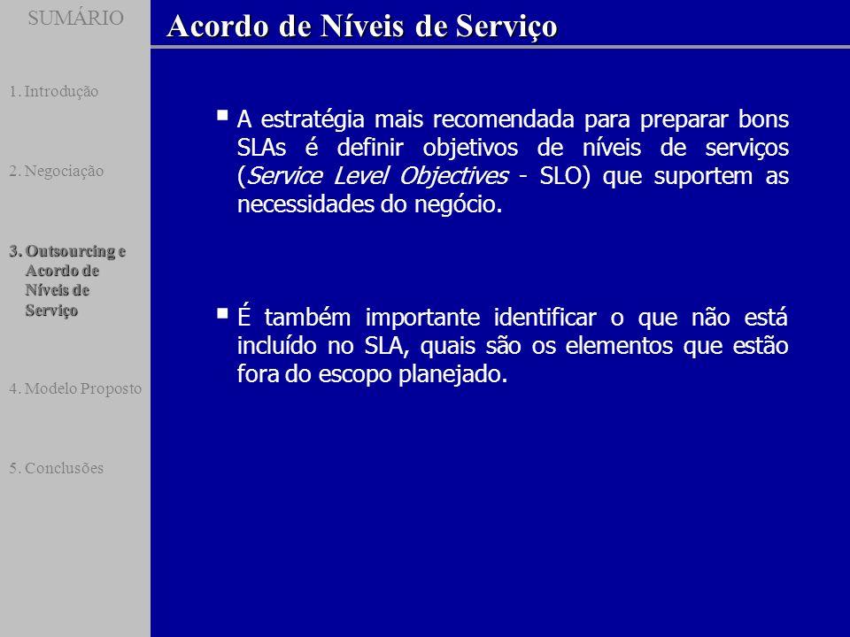 Acordo de Níveis de Serviço