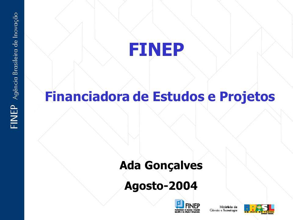 Financiadora de Estudos e Projetos