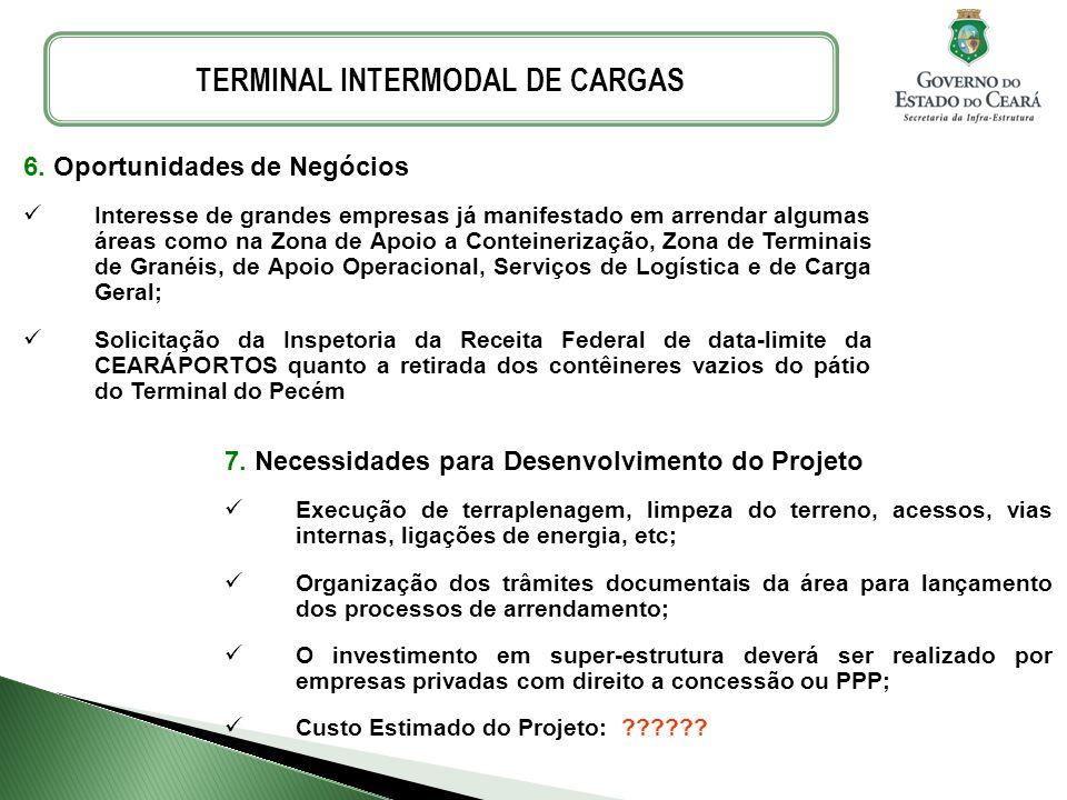 TERMINAL INTERMODAL DE CARGAS