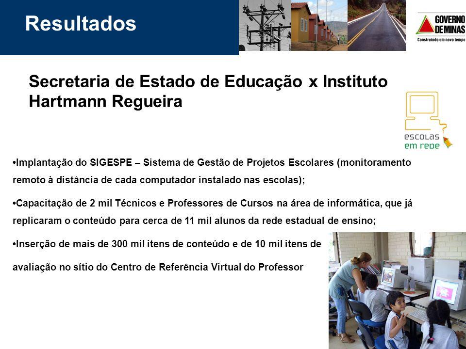Secretaria de Estado de Educação x Instituto Hartmann Regueira