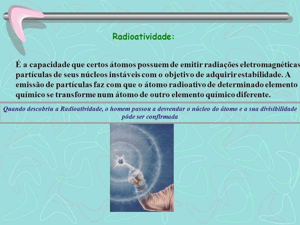 Radioatividade: