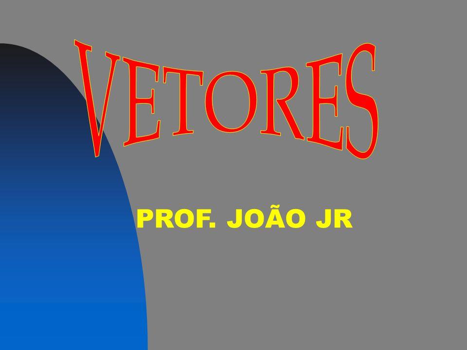 VETORES PROF. JOÃO JR