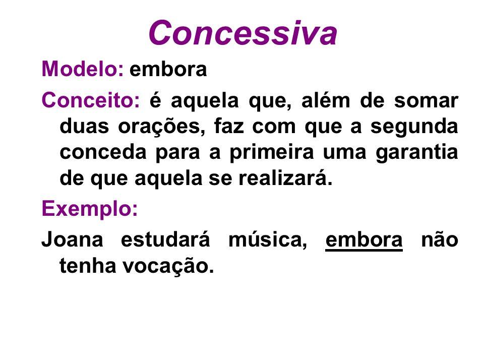 Concessiva