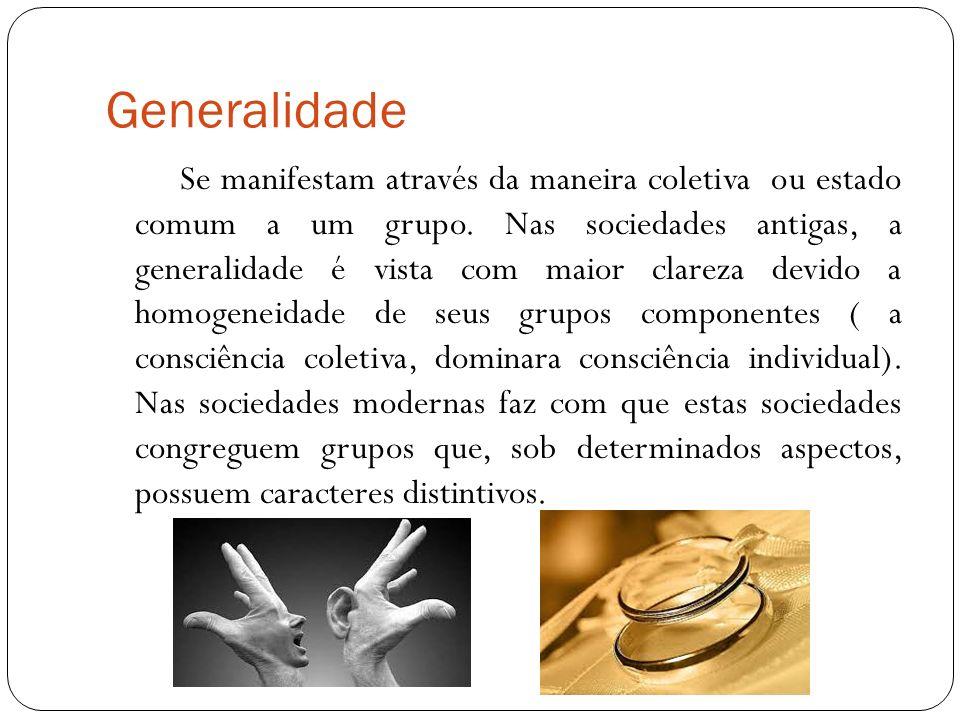 Generalidade