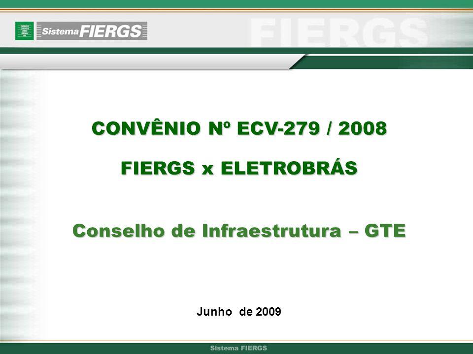 Conselho de Infraestrutura – GTE