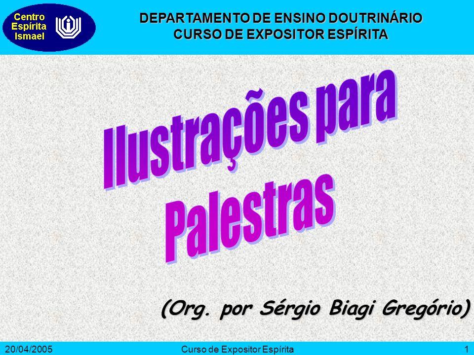 Ilustrações para Palestras (Org. por Sérgio Biagi Gregório)