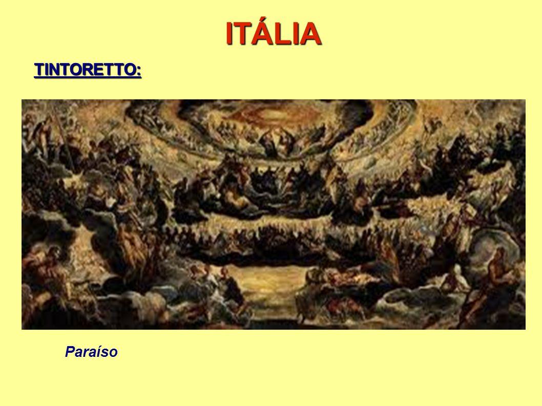 ITÁLIA TINTORETTO: Paraíso