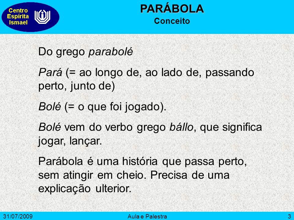 Pará (= ao longo de, ao lado de, passando perto, junto de)