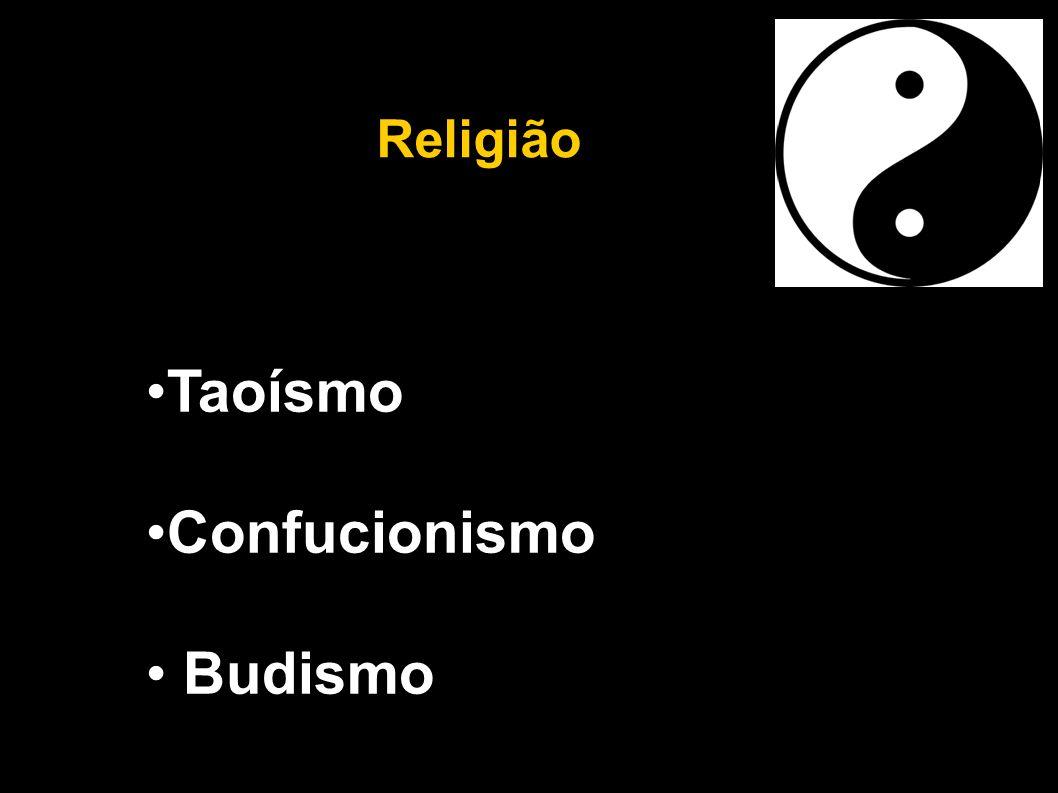 Religião Taoísmo Confucionismo Budismo
