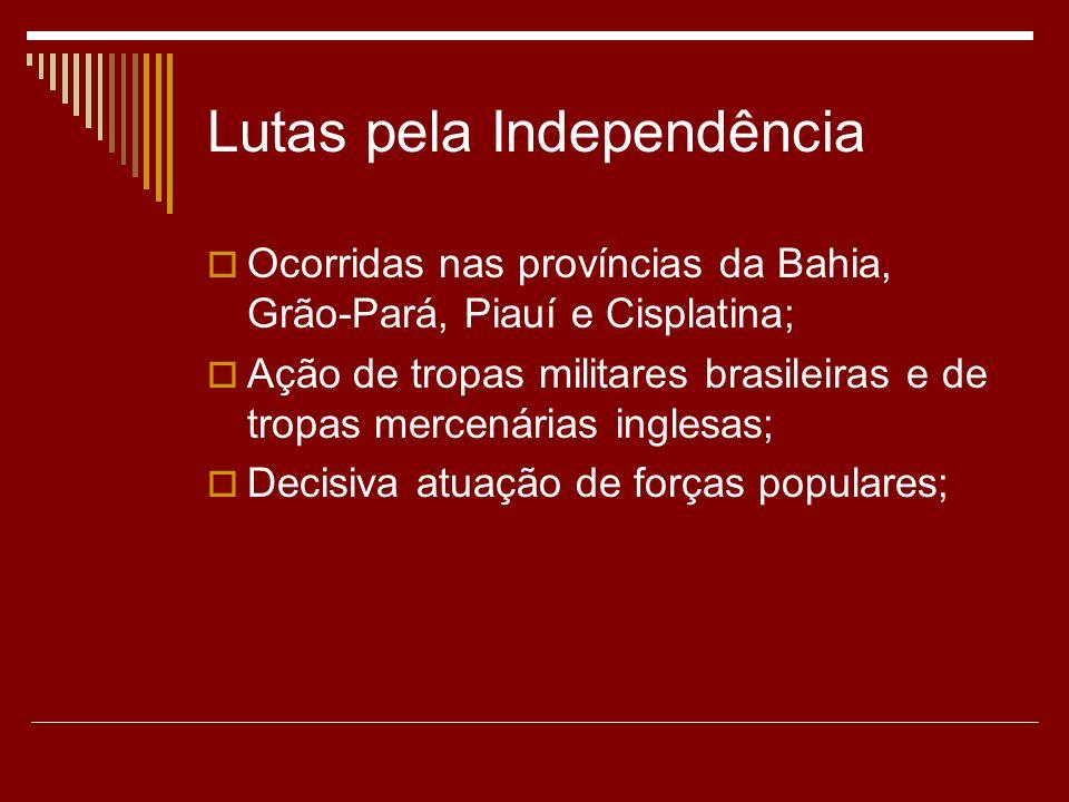 Lutas pela Independência