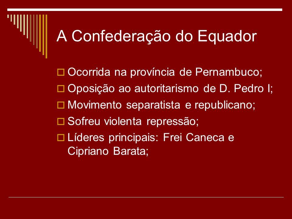 A Confederação do Equador