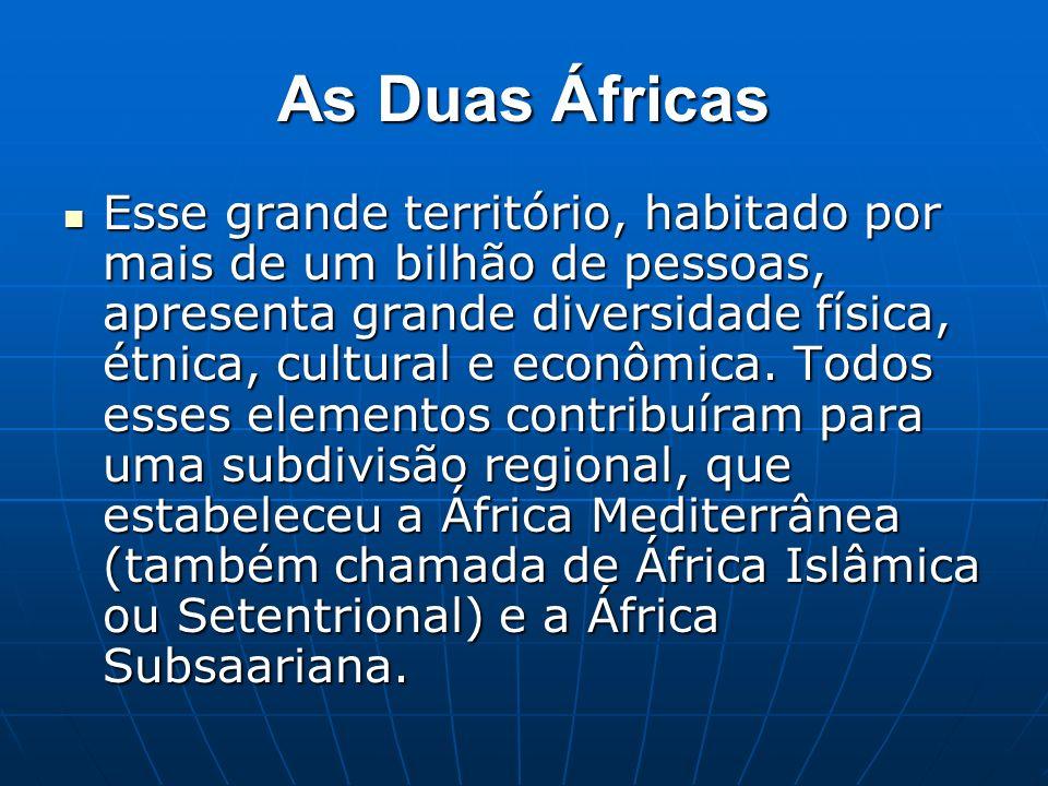 As Duas Áfricas