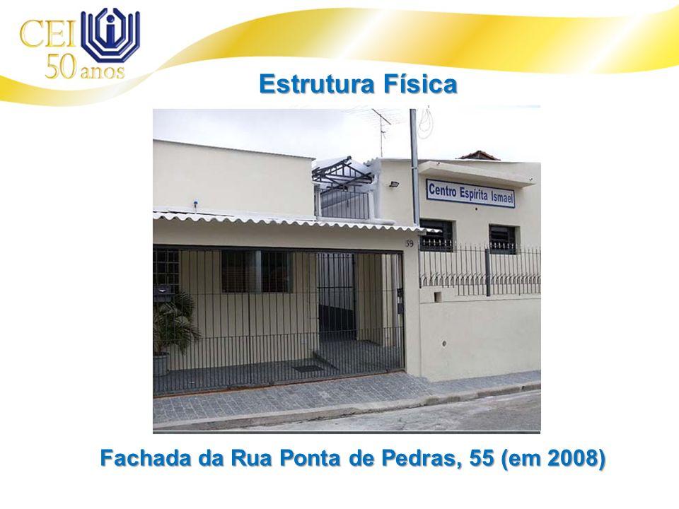 Fachada da Rua Ponta de Pedras, 55 (em 2008)