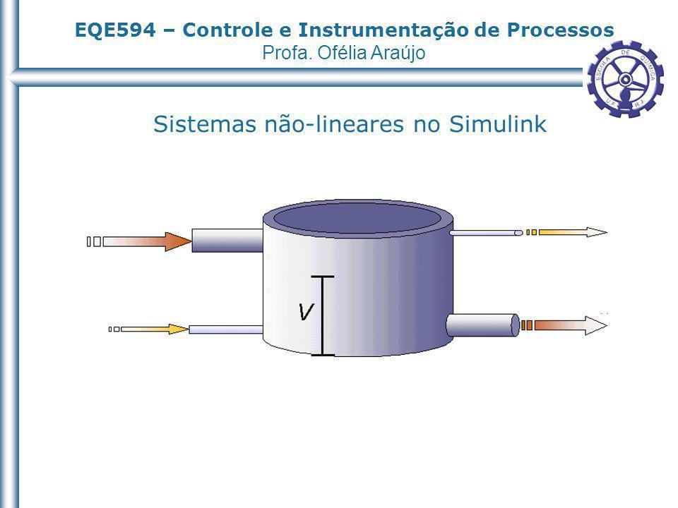 Sistemas não-lineares no Simulink