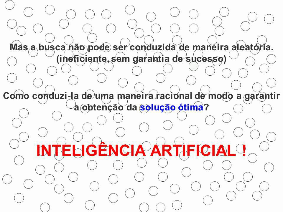 INTELIGÊNCIA ARTIFICIAL !