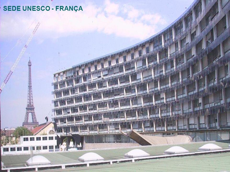 SEDE UNESCO - FRANÇA