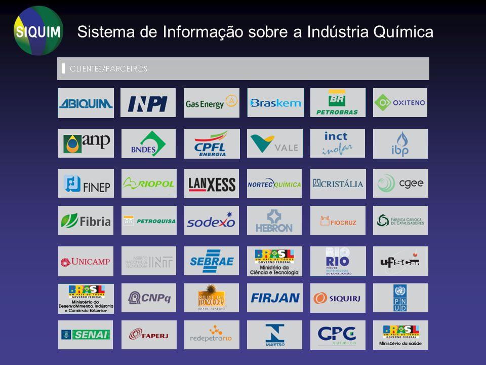 Sistema de Informação sobre a Indústria Química