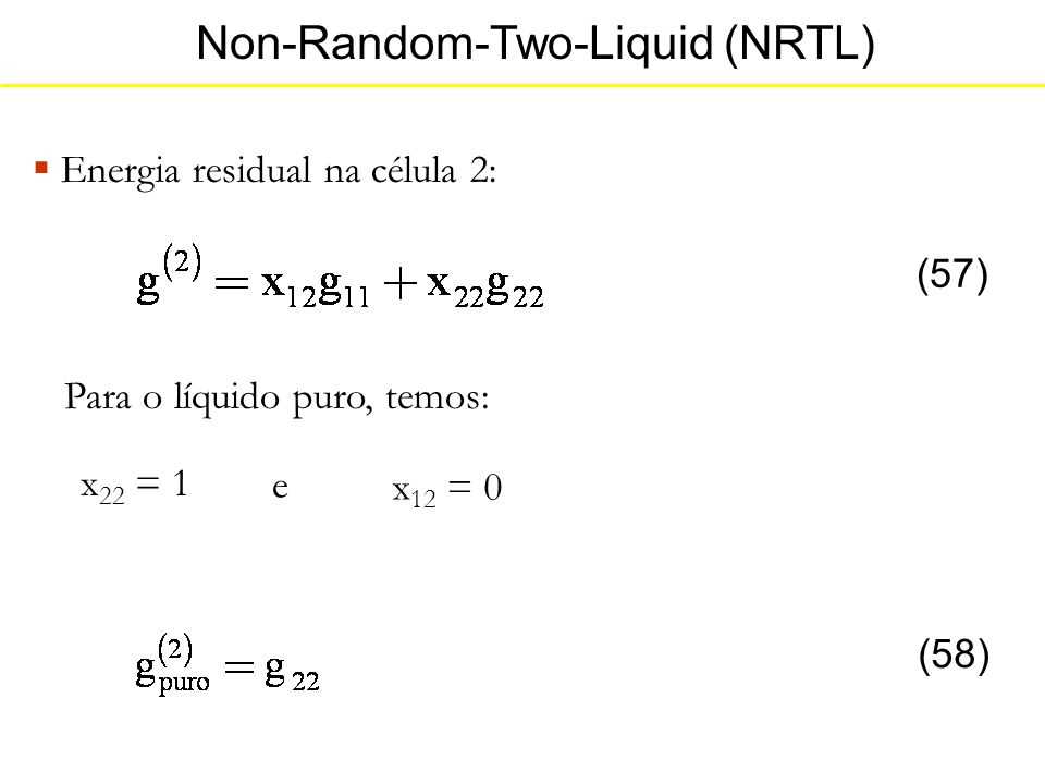Non-Random-Two-Liquid (NRTL)