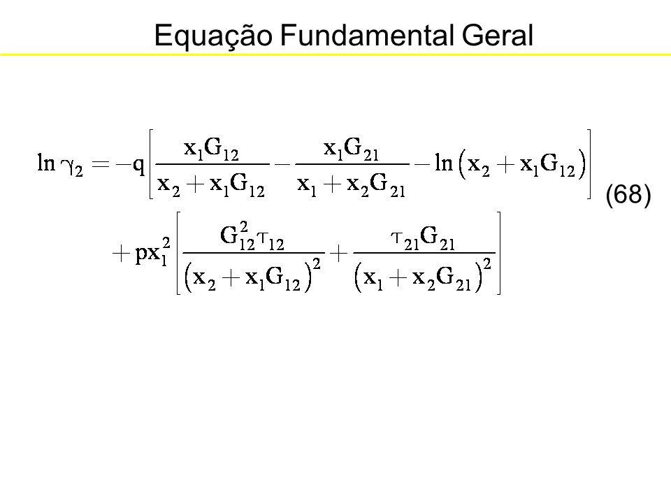 Equação Fundamental Geral