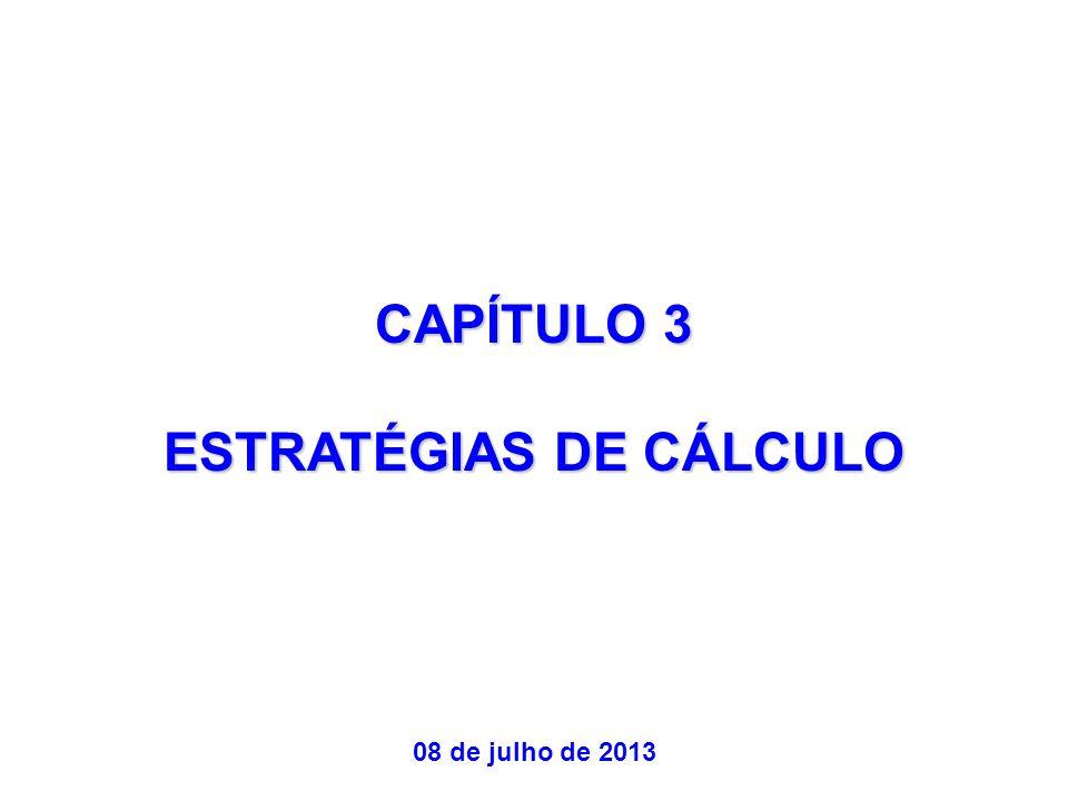 ESTRATÉGIAS DE CÁLCULO