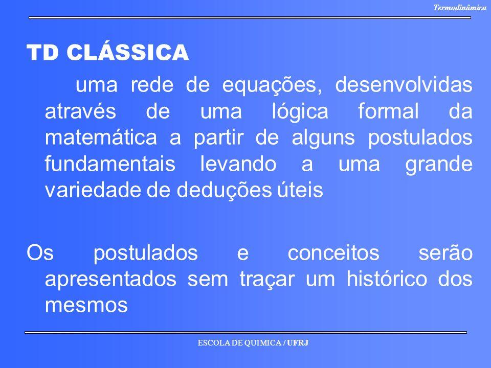 TD CLÁSSICA