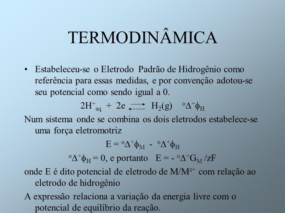 o+H = 0, e portanto E = - o+GM /zF
