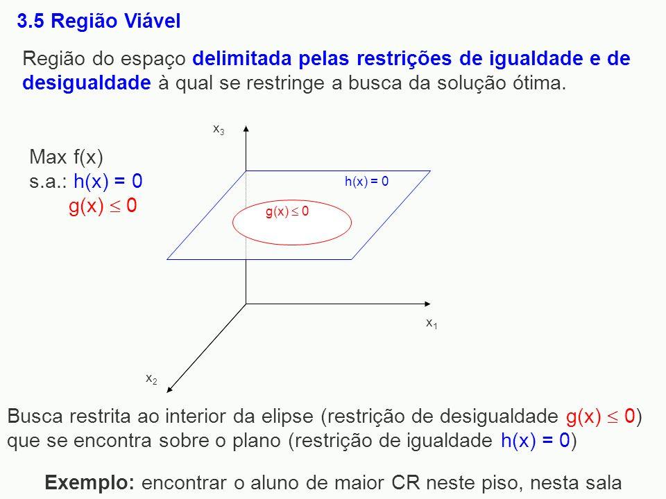 Exemplo: encontrar o aluno de maior CR neste piso, nesta sala