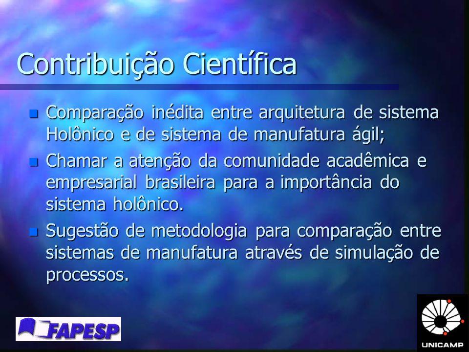 Contribuição Científica