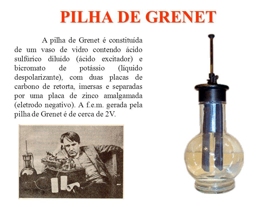 PILHA DE GRENET