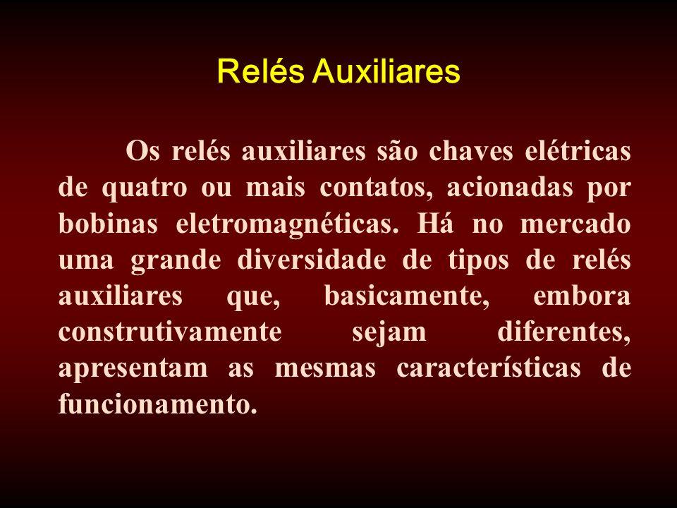 Relés Auxiliares