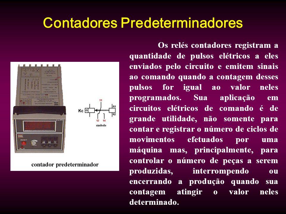 Contadores Predeterminadores