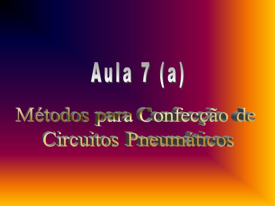 Métodos para Confecção de Circuitos Pneumáticos