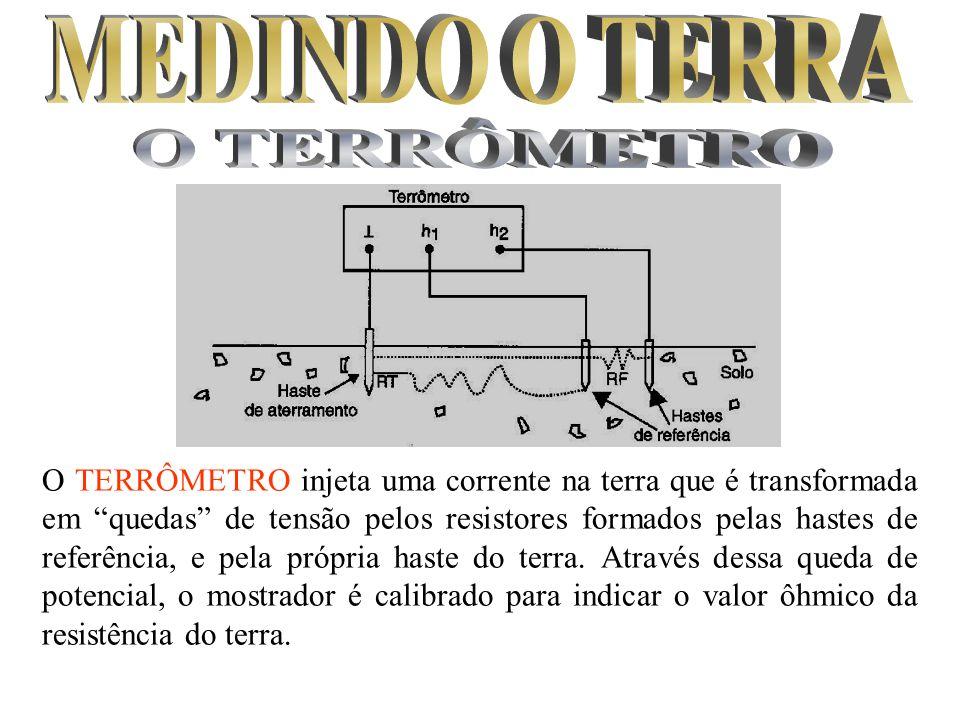 MEDINDO O TERRA O TERRÔMETRO