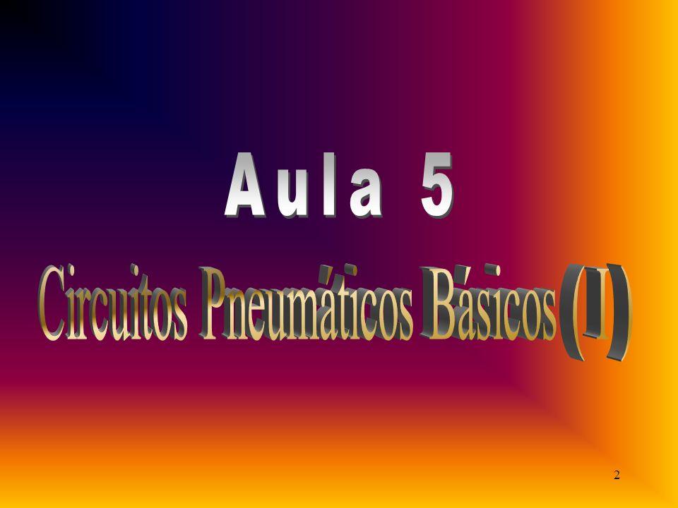 Circuitos Pneumáticos Básicos ( I )