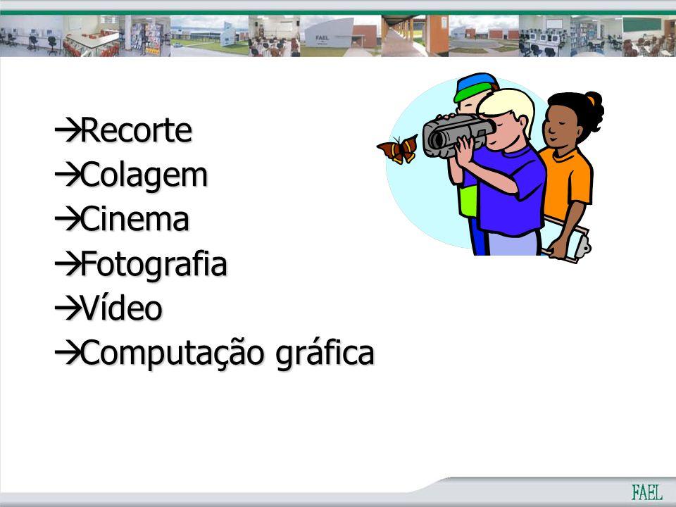 Recorte Colagem Cinema Fotografia Vídeo Computação gráfica