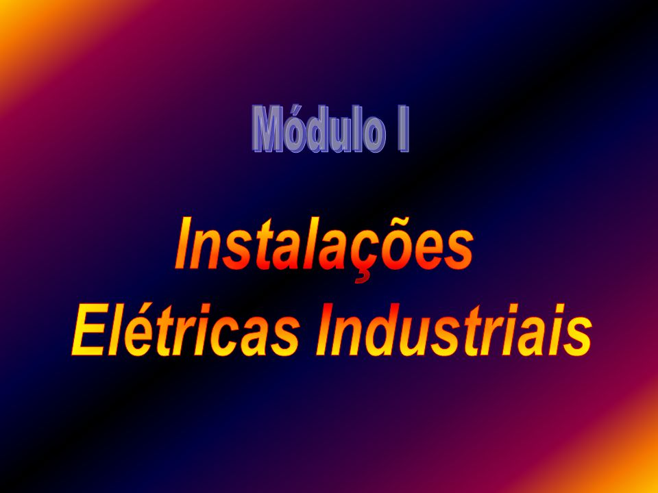 Elétricas Industriais