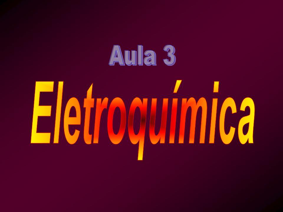 Aula 3 Eletroquímica