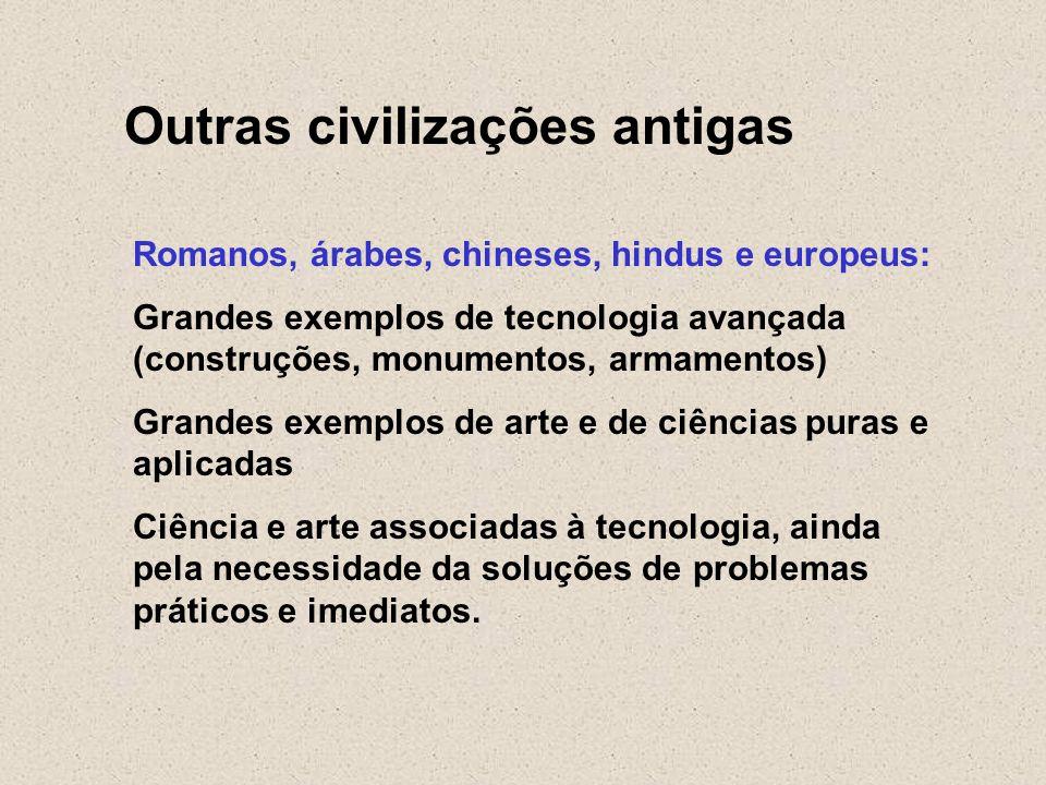 Outras civilizações antigas