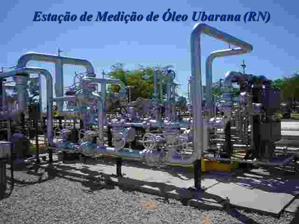 Estação de Medição de Óleo Ubarana (RN)