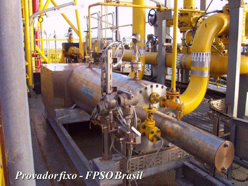 Provador fixo - FPSO Brasil