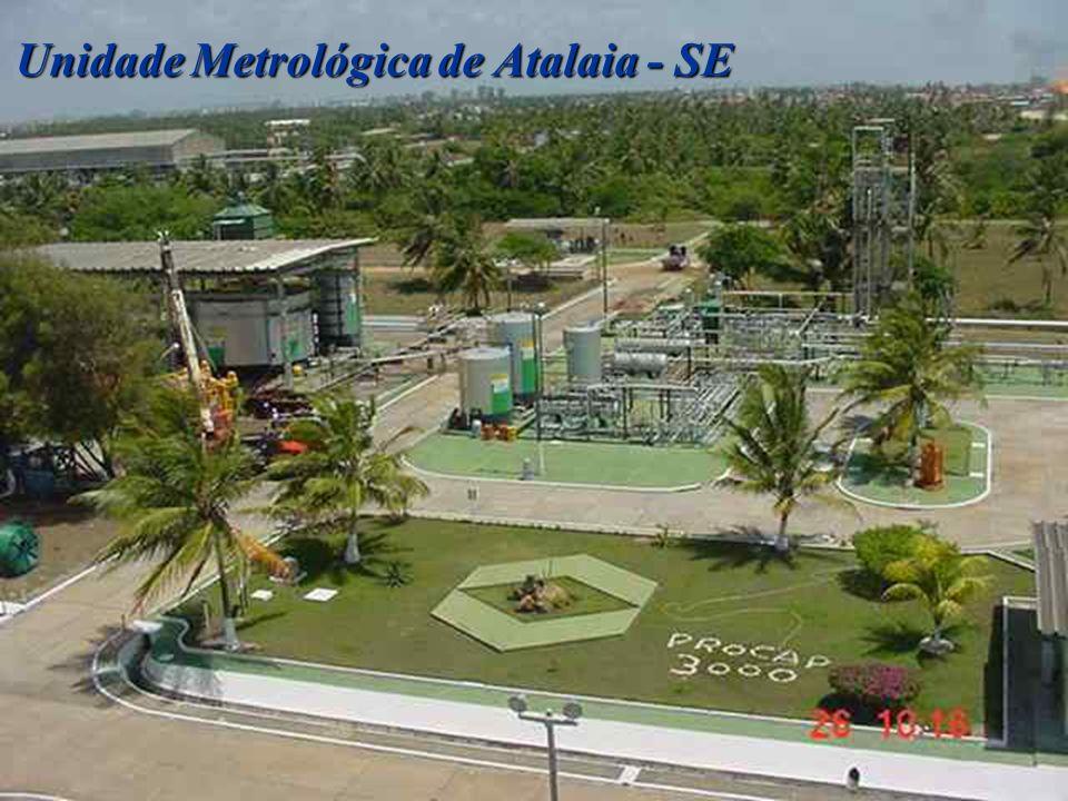 Unidade Metrológica de Atalaia - SE