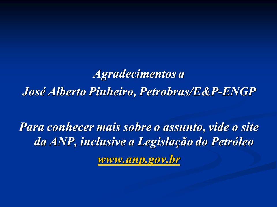 José Alberto Pinheiro, Petrobras/E&P-ENGP
