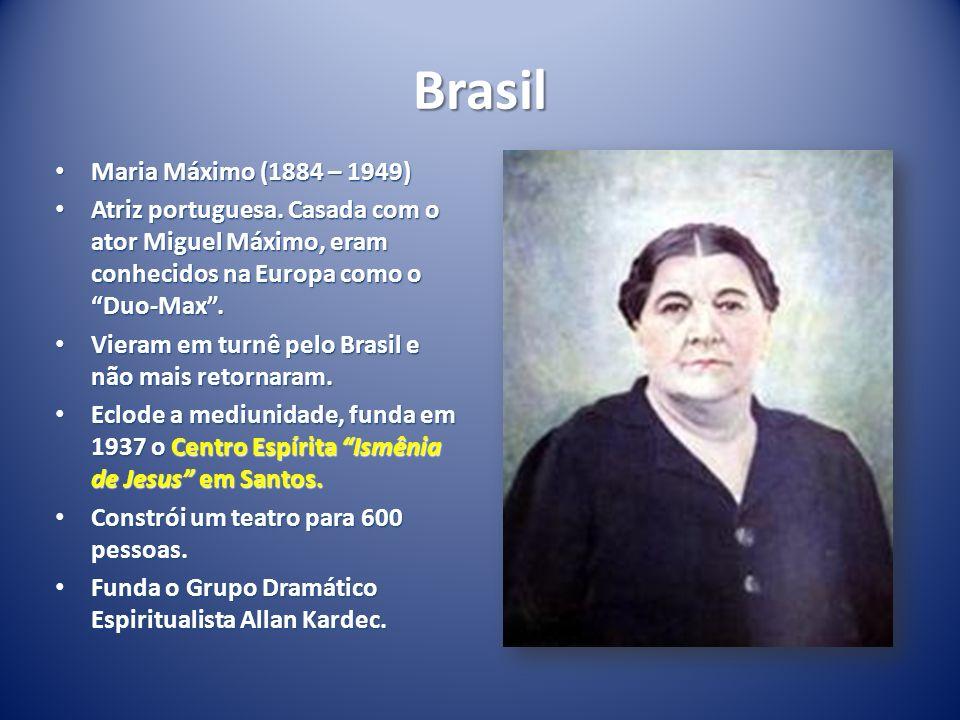 Brasil Maria Máximo (1884 – 1949)