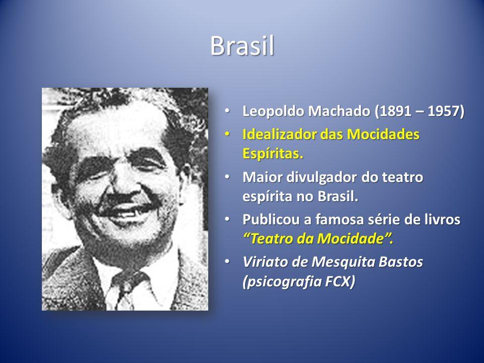 Brasil Leopoldo Machado (1891 – 1957)