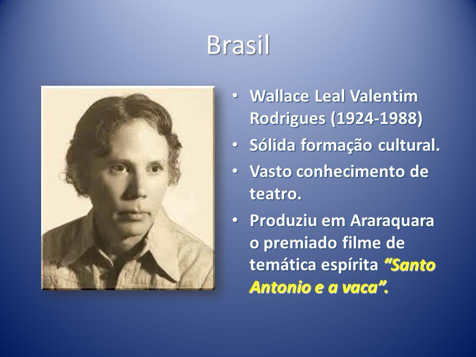 Brasil Wallace Leal Valentim Rodrigues (1924-1988)