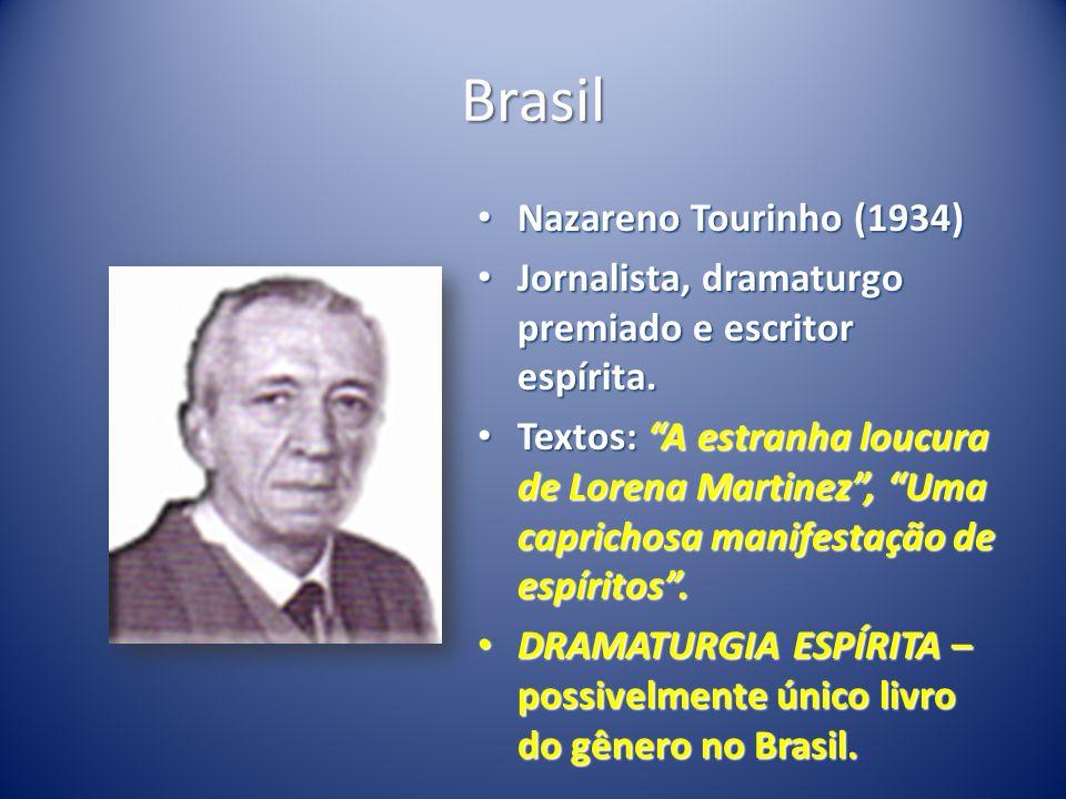Brasil Nazareno Tourinho (1934)