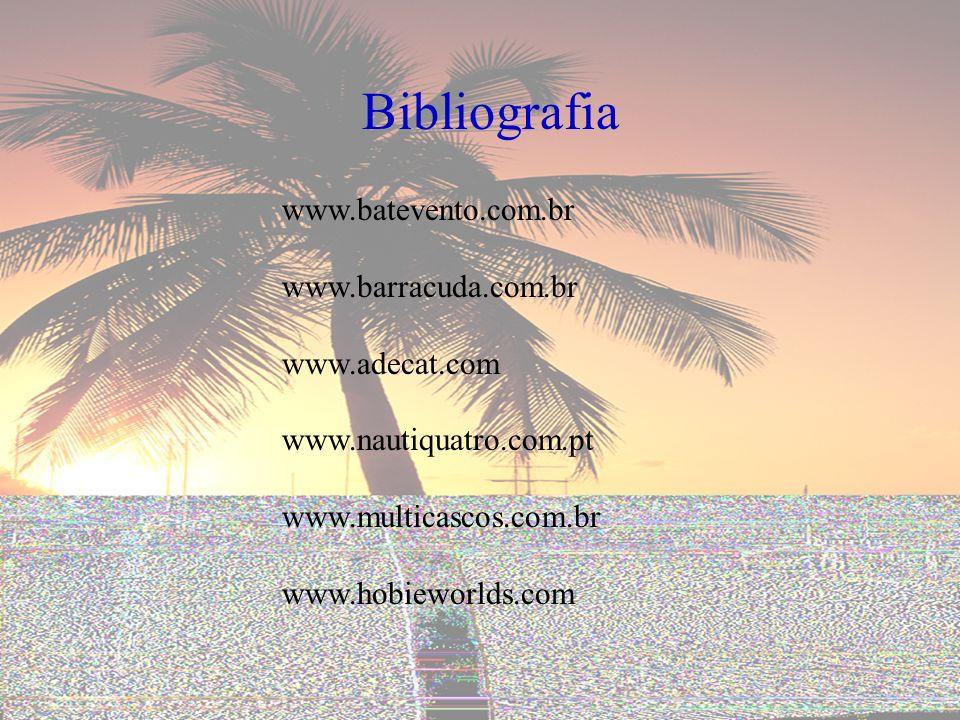 Bibliografia www.batevento.com.br www.barracuda.com.br www.adecat.com